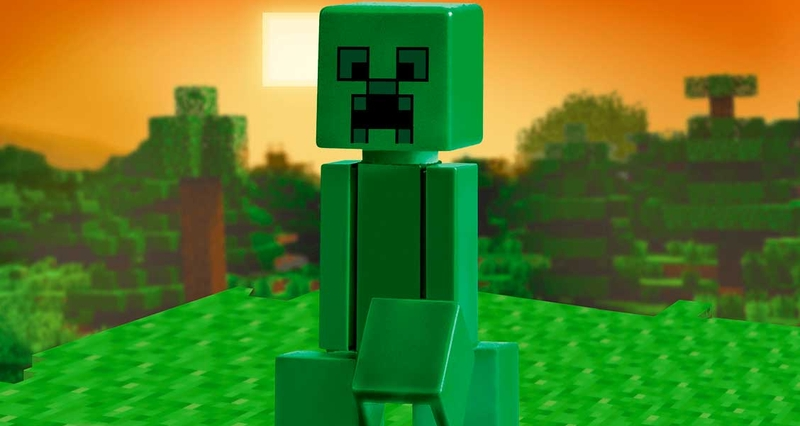 Characters | LEGO® Minecraft™ | Official LEGO® Shop US
