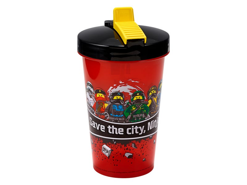 NINJAGO® Tumbler with Straw