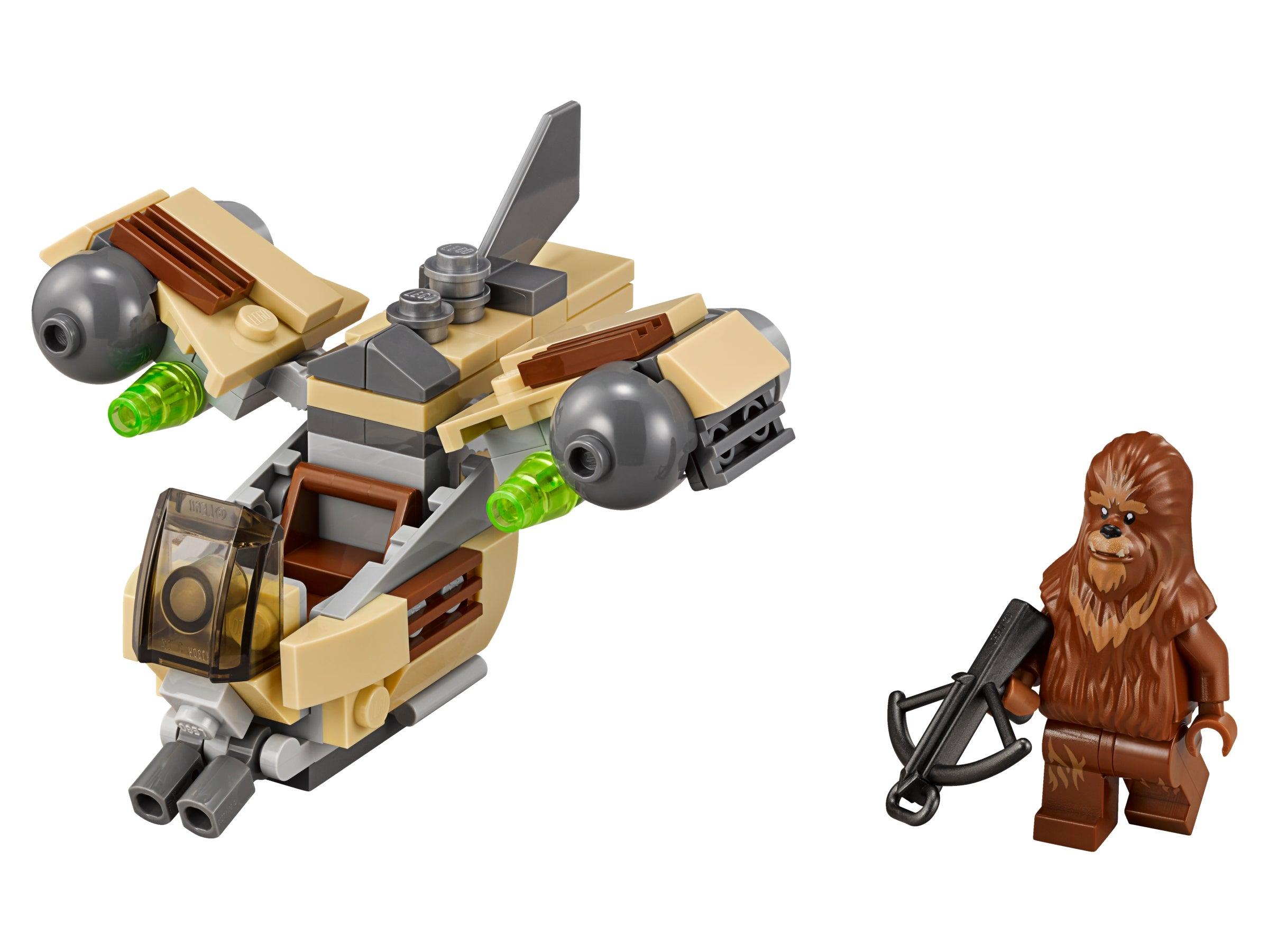 LEGO STAR WARS Microfighters Wookie Gunship 84pcs Brand New Sealed 75129