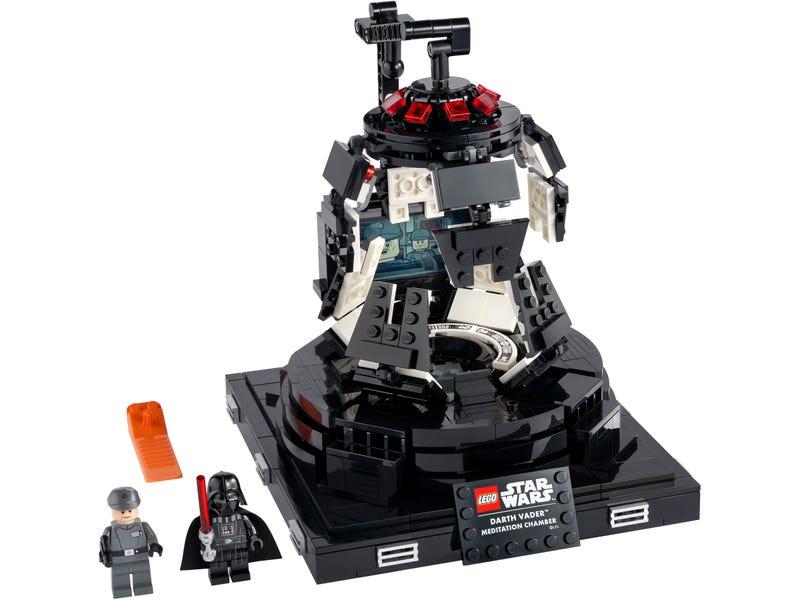 """Darth Vader"""" Meditation Chamber"""