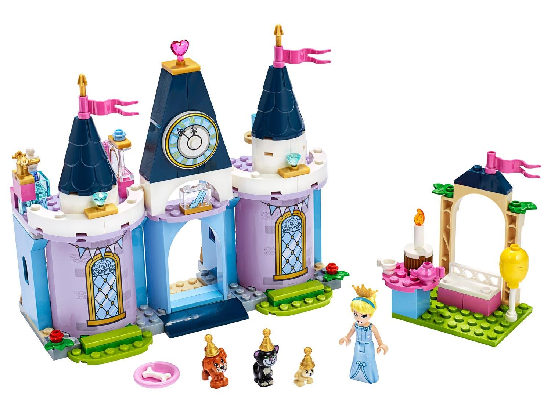 Cinderella's Castle Celebration 43178 | Disney™ | Buy online at ...