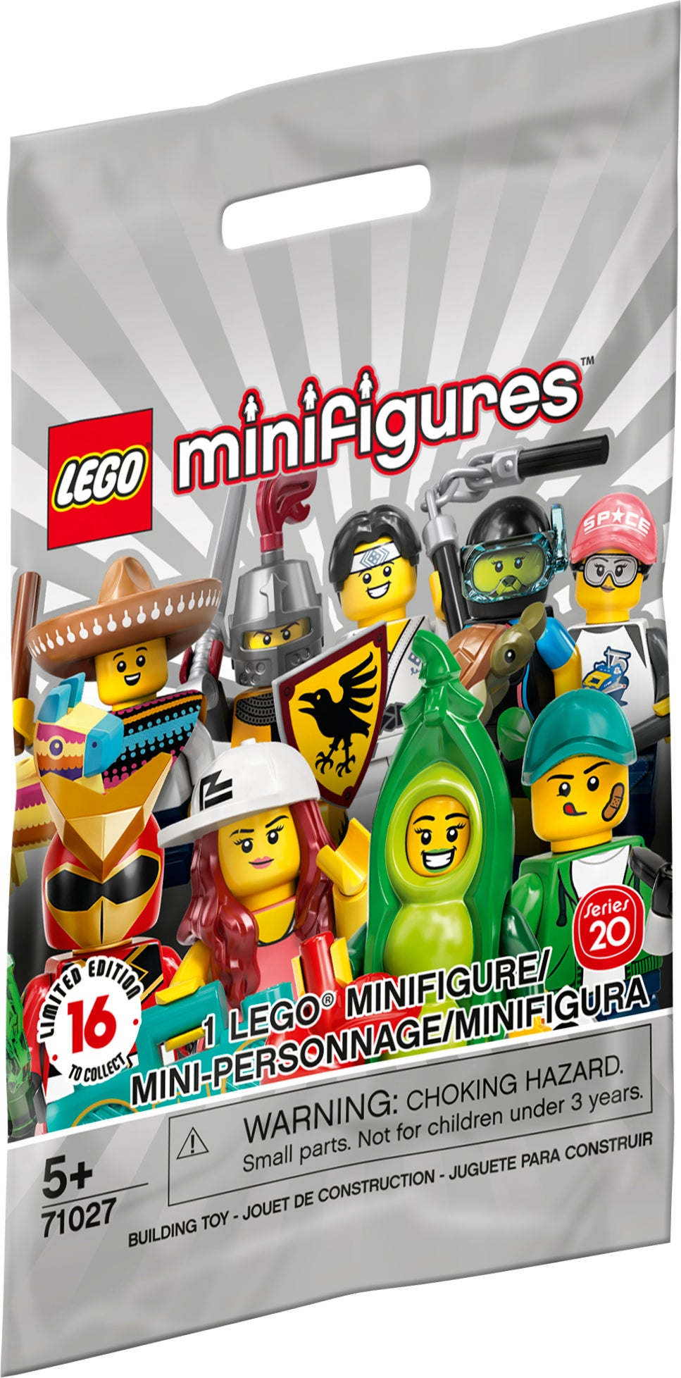 Bundle Of 20 Figures All In Good//Clean Condition Genuine Lego Minifigures