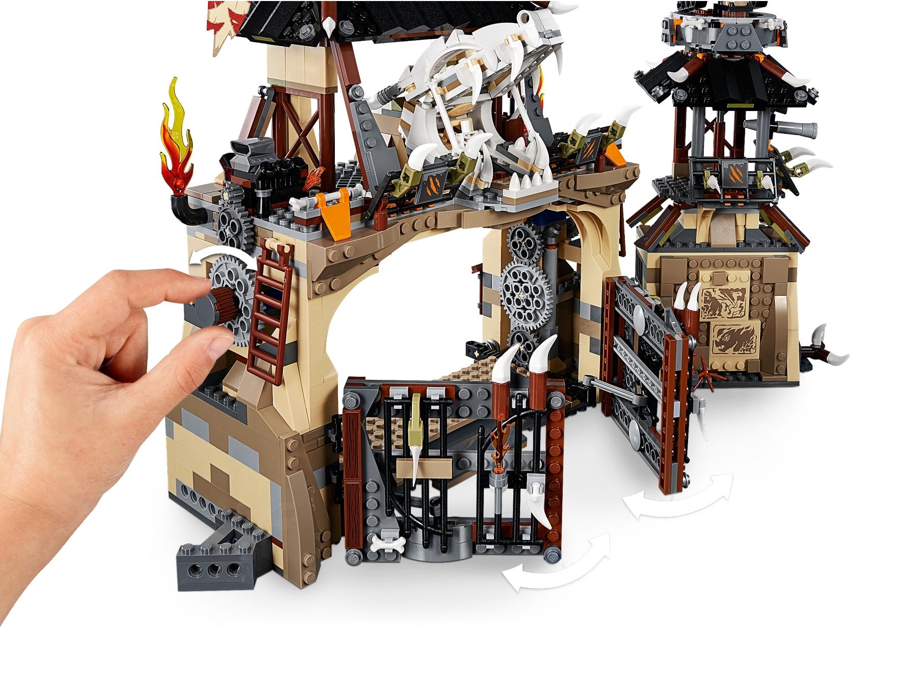 Lego Ninjago Master of Spinjitzu 70655 Drachengrube NEU /& OVP