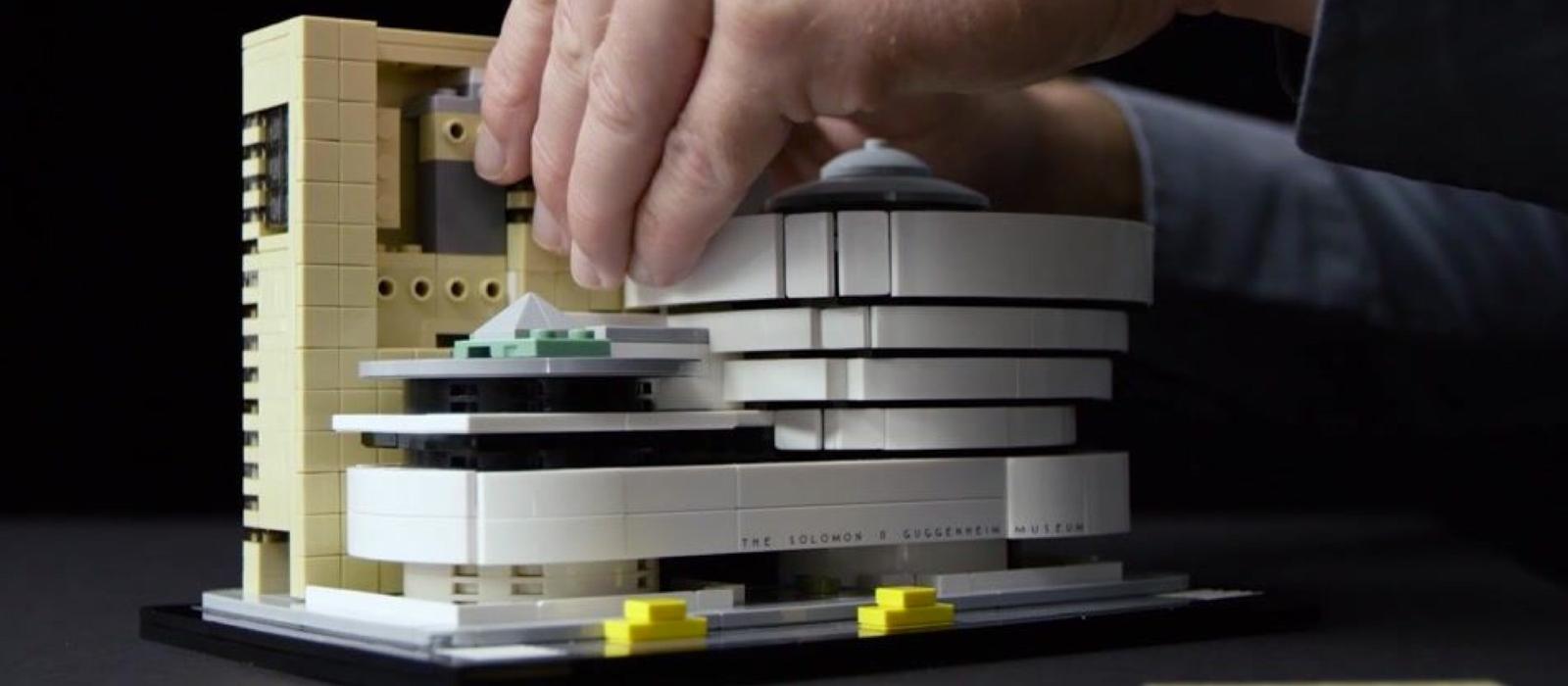 Die Geschichte von LEGO® Architecture – LEGO Architecture