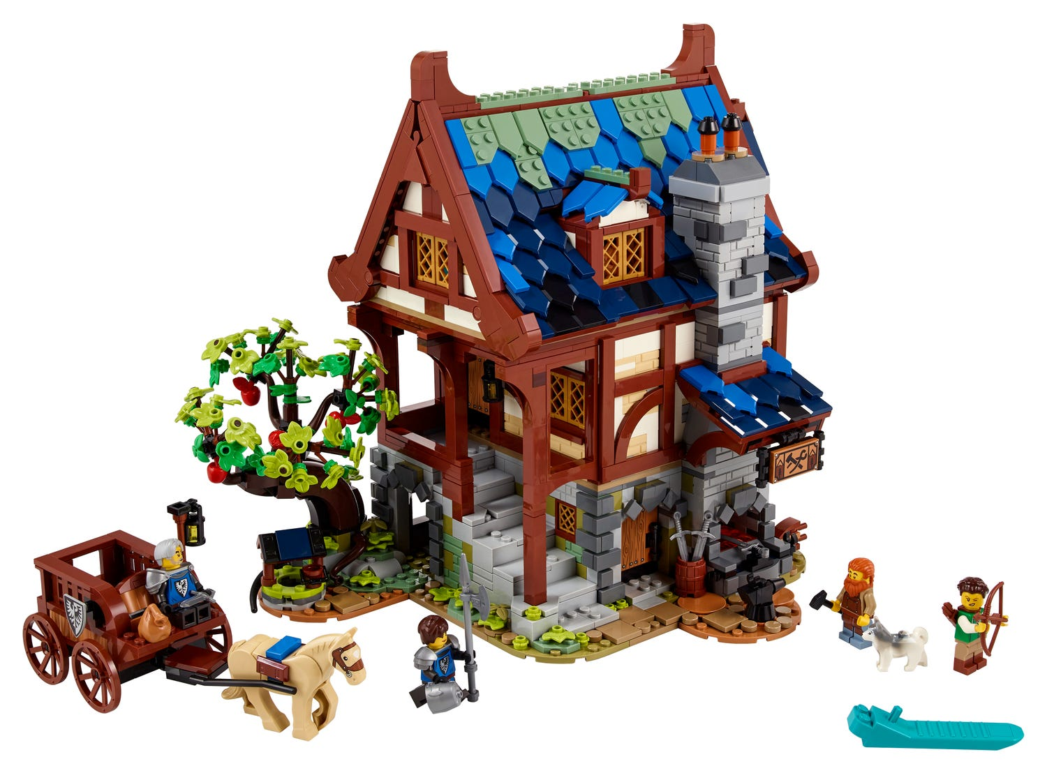 Lego announce The Blacksmith is making a comeback!