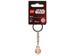 Llavero de BB-8™ LEGO® <i>Star Wars</i>™