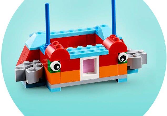 Idees De Construction Lego Classic Boutique Lego Officielle Fr