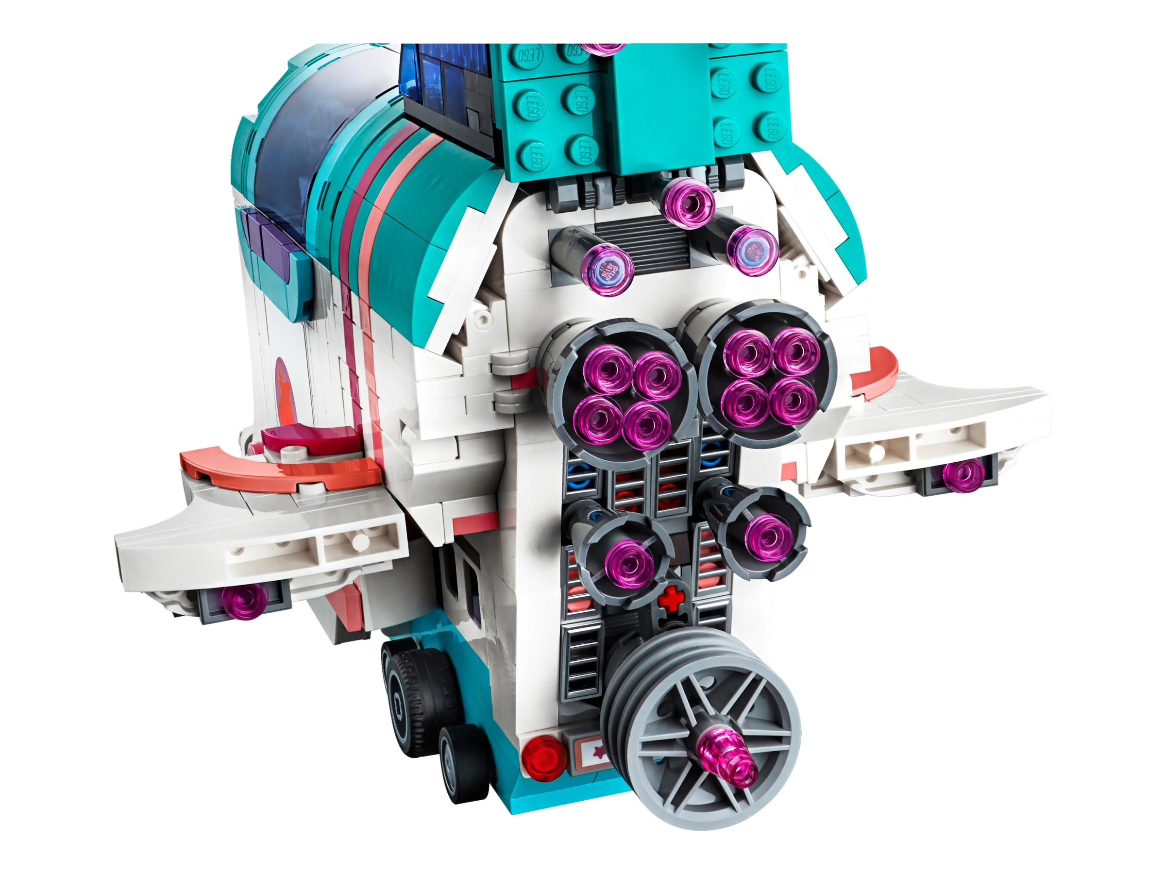 LEGO Movie 2 Pop-Up Party Bus 70828 Disco Kitty MINIFIGURE Only