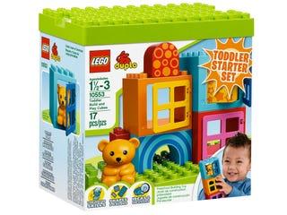 유아용 조립 놀이 큐브