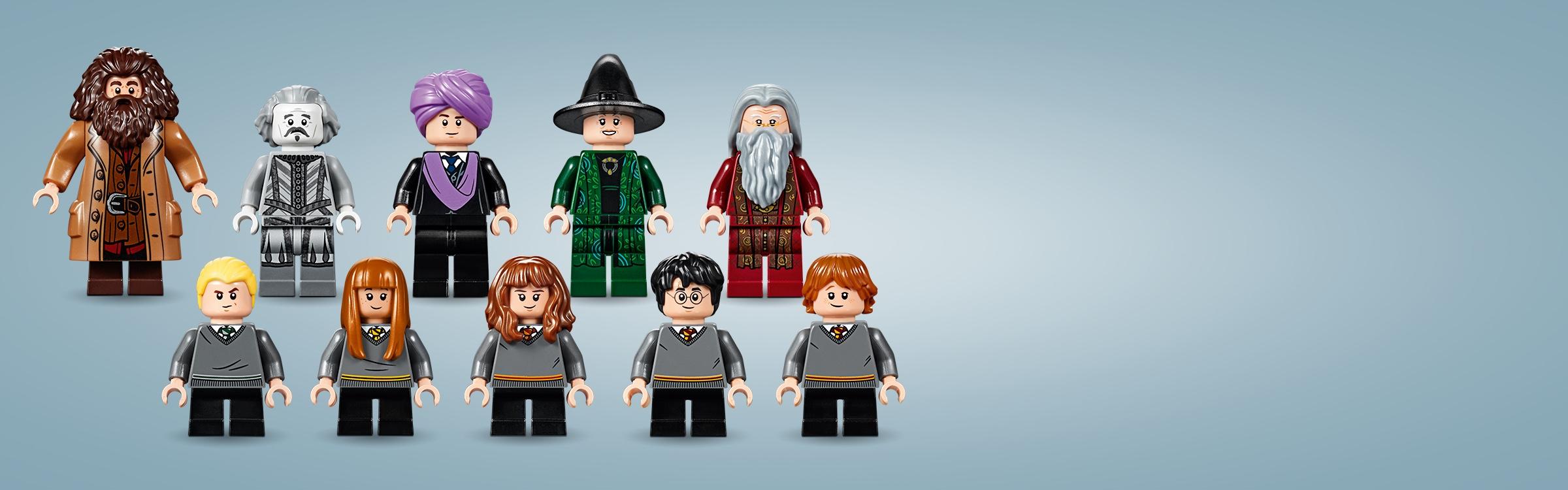 LEGO HAGRID MINIFIGURE HARRY POTTER HOGWARTS BIG MINIFIG