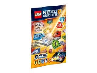 Kombinované NEXO Síly