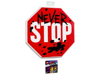 TLM2 Stop Sign Shield