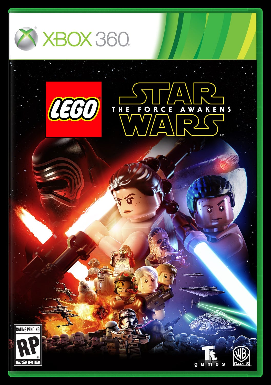 LEGO® Star Wars™: The Force Awakens Xbox 360 Video Game