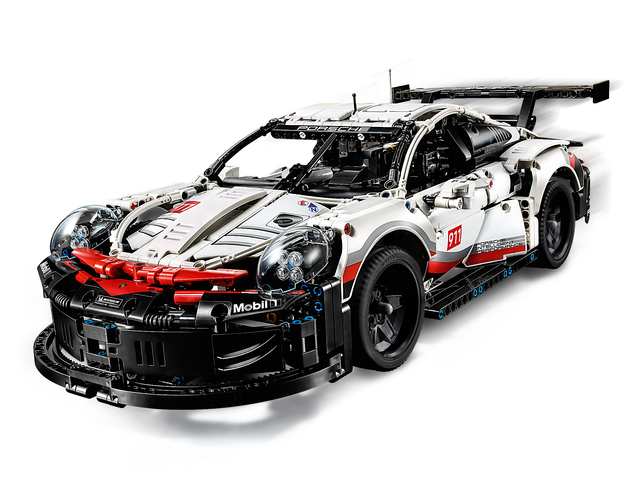 42096 LEGO Technic Porsche 911 RSR 1580 Pieces