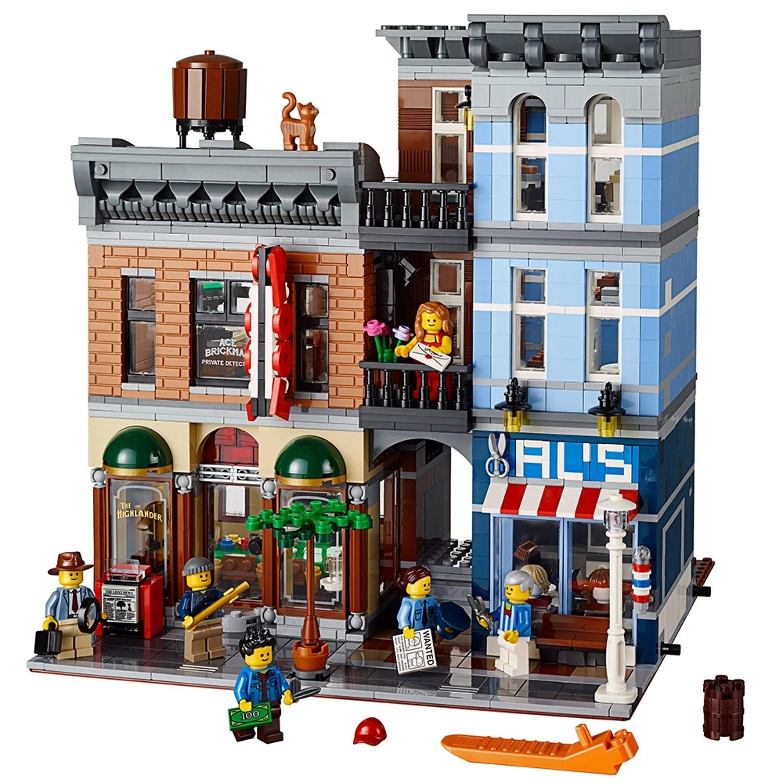 Lego Creator Expert Amerikanisches Diner 10260 Im Review Zusammengebaut