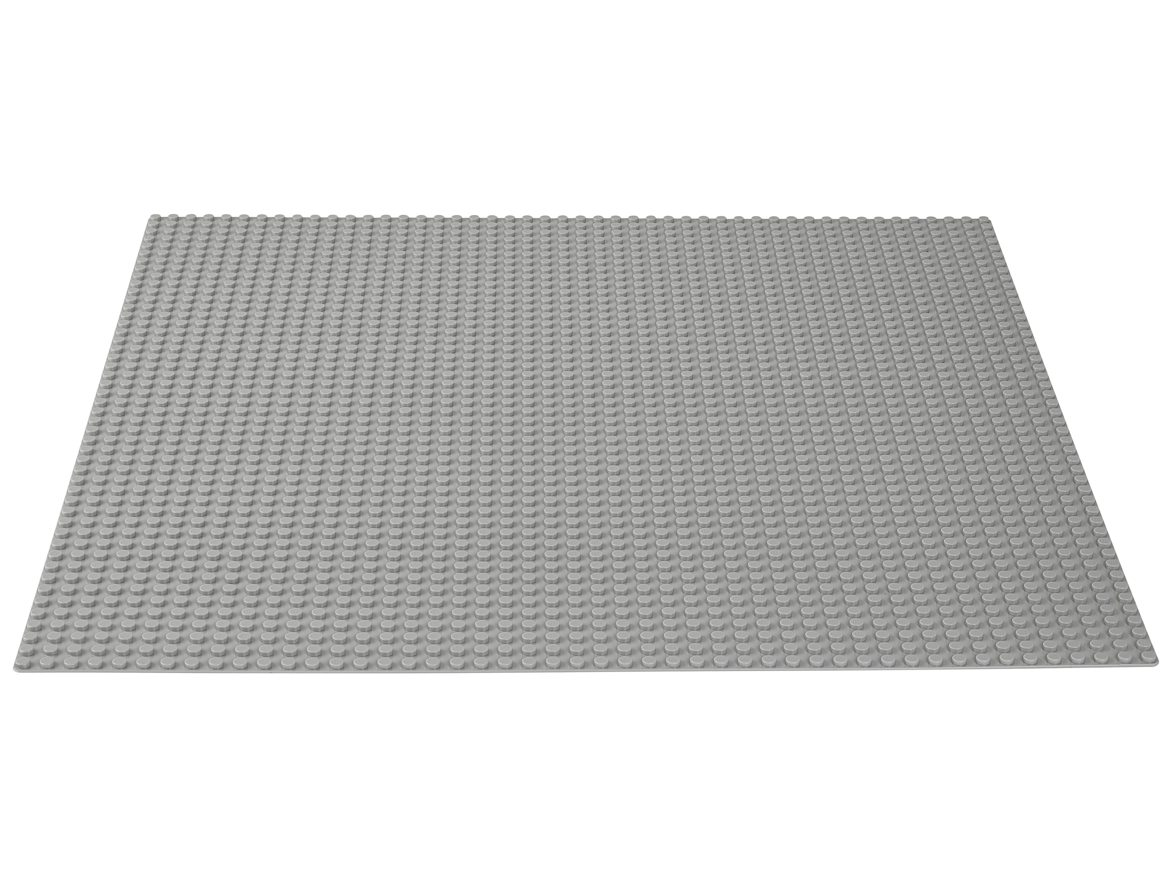 Lego 4 New Dark Bluish Gray Plate 6 x 6 Pieces