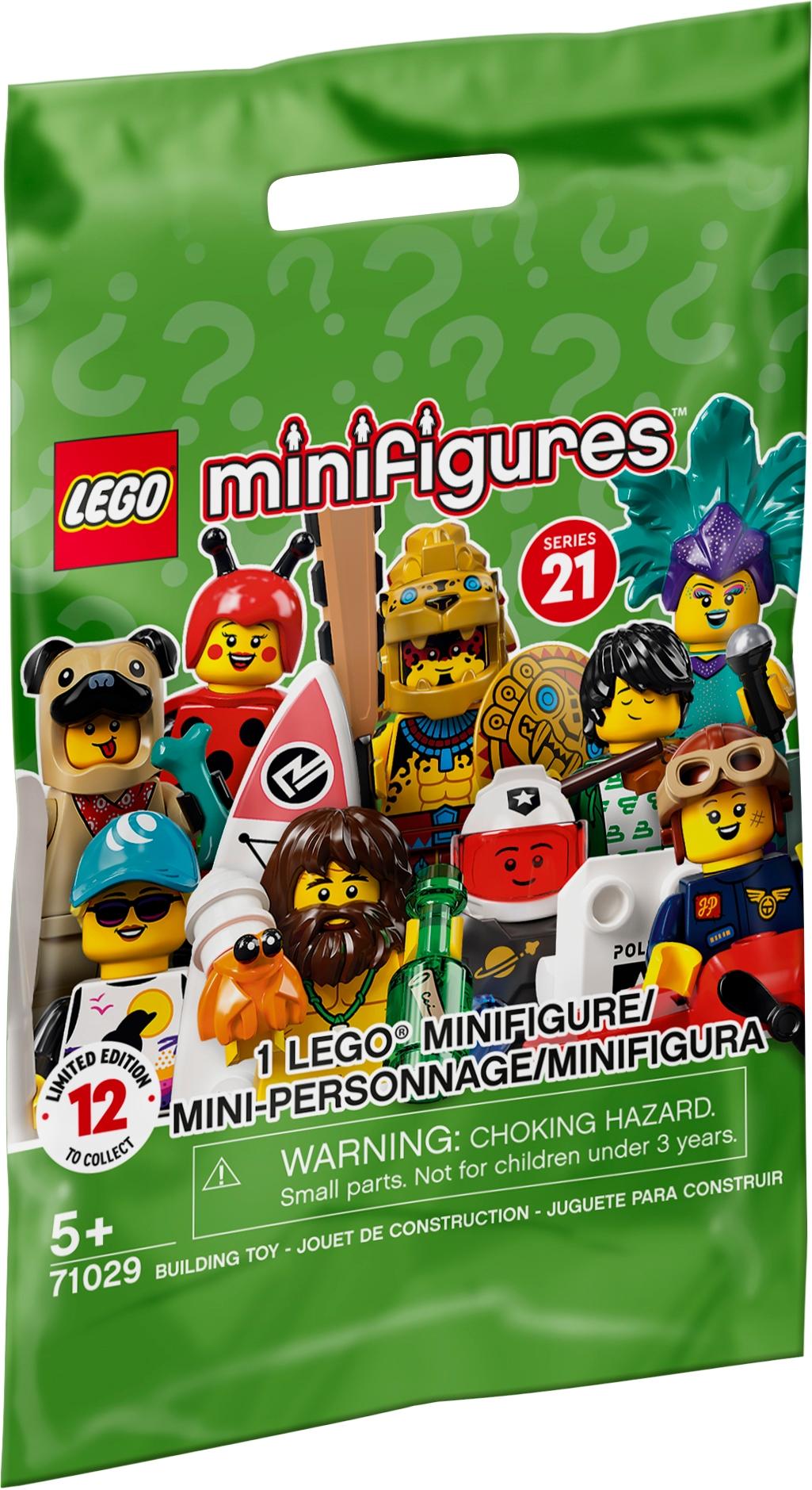 LEGO® Collectible Minifigures Minifigs col21-4 Marienkäfer-Mädchen 7102