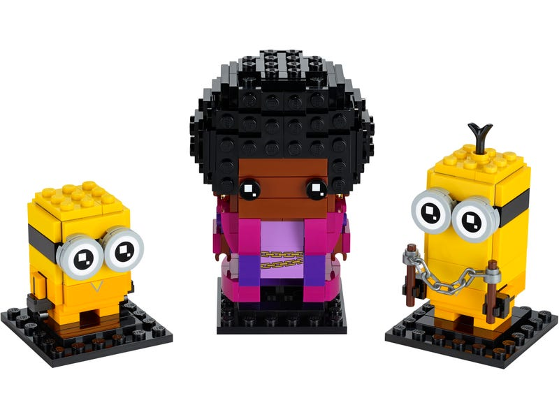 Belle Bottom, Kevin and Bob