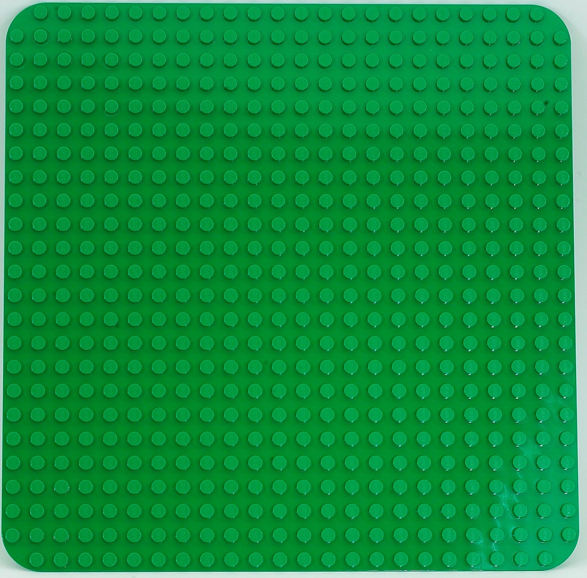 Lego Duplo Baseplate 4x4 Flat 1 yellow