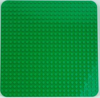 Grüne LEGO® DUPLO® Bauplatte