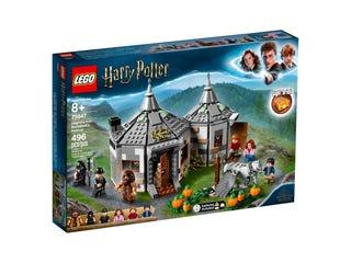 Hagrid's Hut: Buckbeak's Rescue