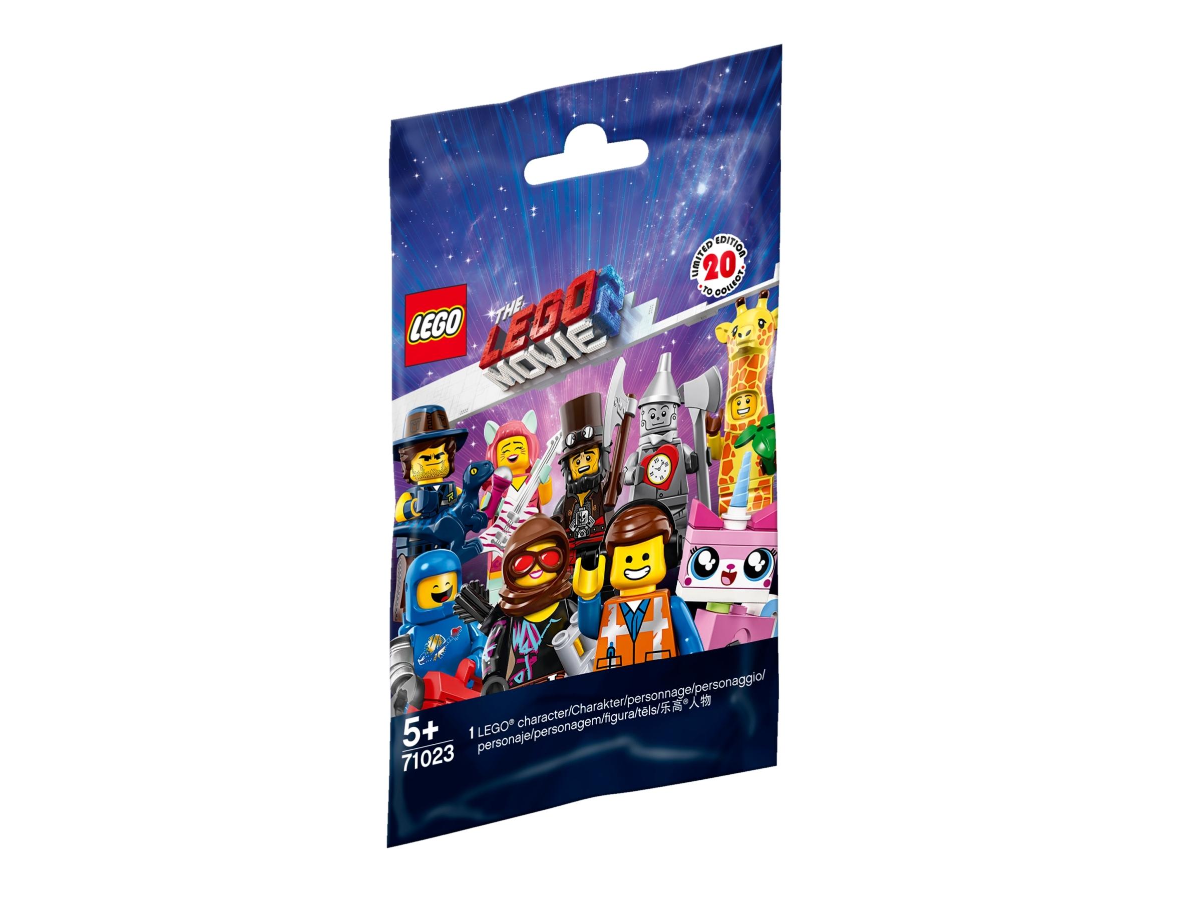 NEW UNOPENED!!! LEGO MINIFIGURE LEGO MOVIE 2 71023 CRAYON GIRL
