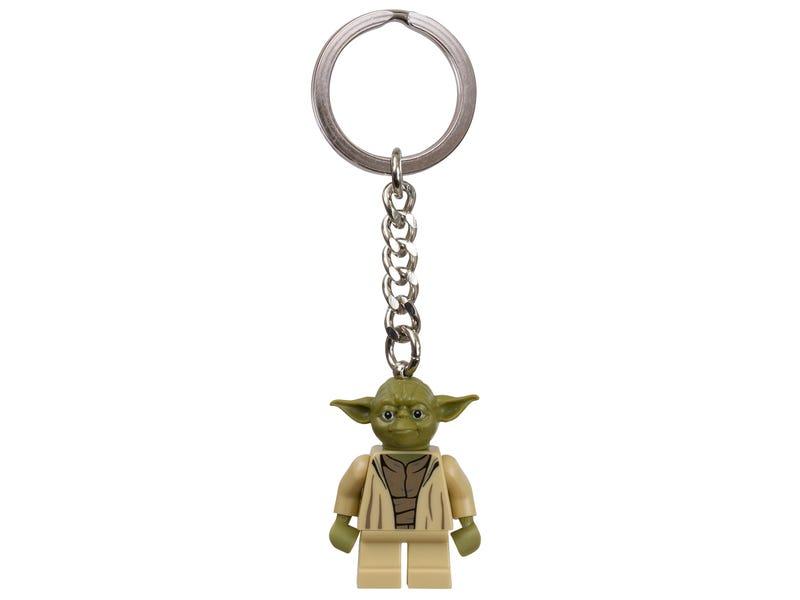 LEGO Star Wars Yoda Keyring