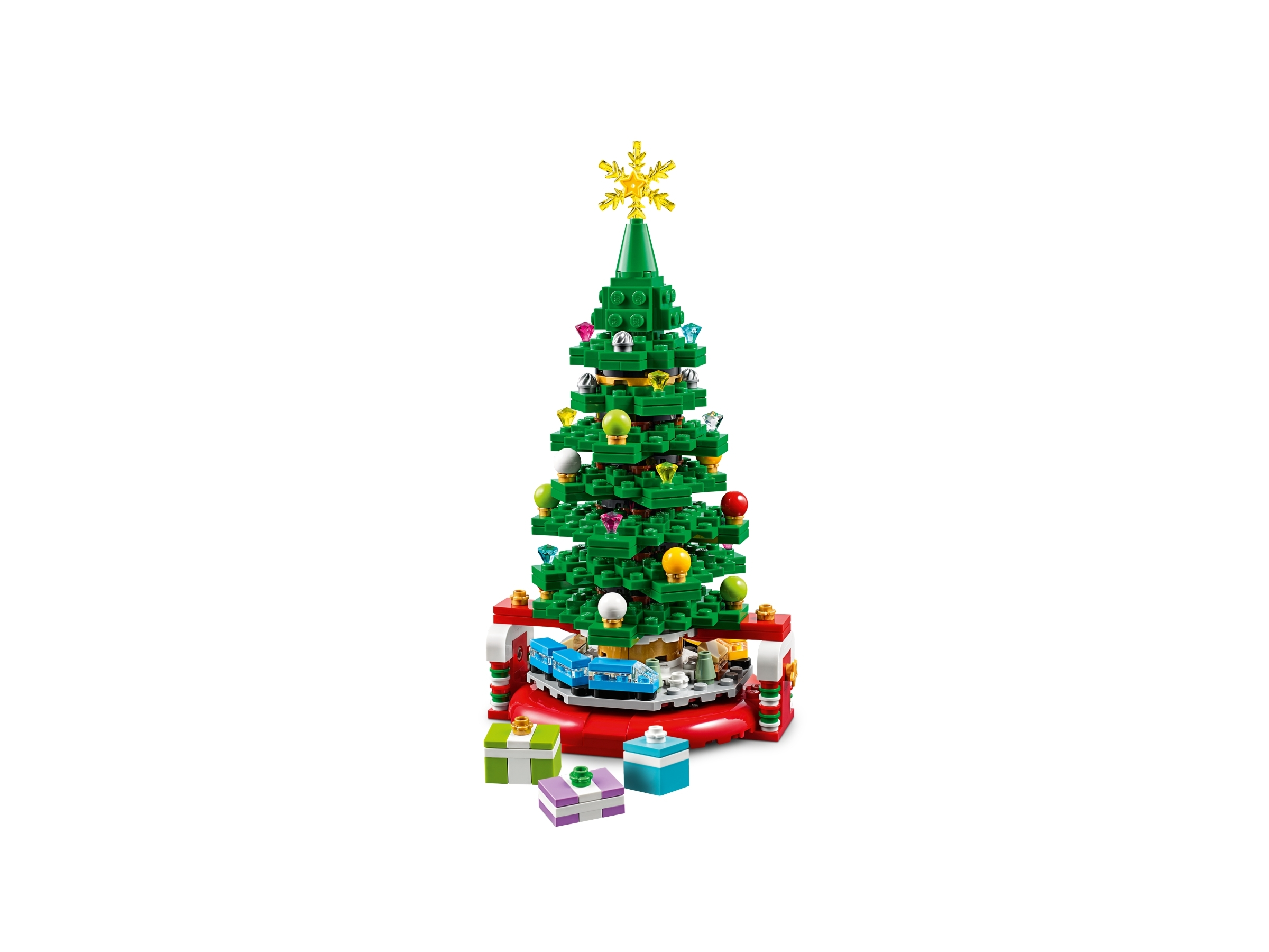 LEGO Presents Xmas Christmas Tree with Gift Boxes and presents NEW