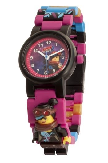 The Lego Movie 2 Wyldstyle Minifigure Link Watch 5005703 The Lego Movie 2 Buy Online At The Official Lego Shop Be