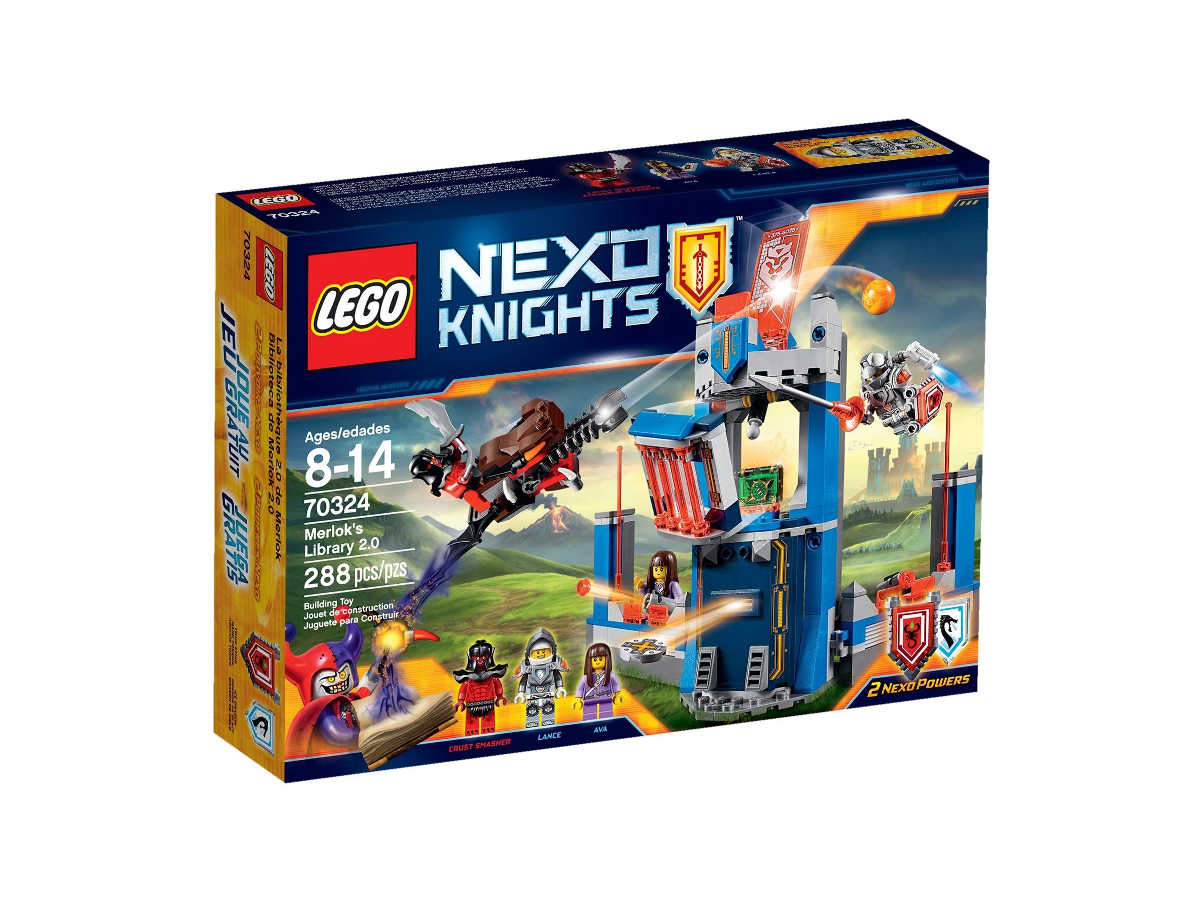 City  Town Classic Chima Castle  Nexo Knights Lego Mini Figures