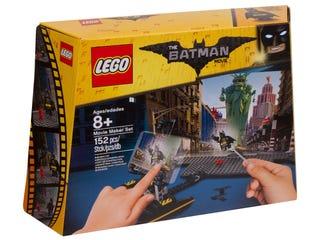 THE LEGO® BATMAN MOVIE Batman™ Movie Maker Set