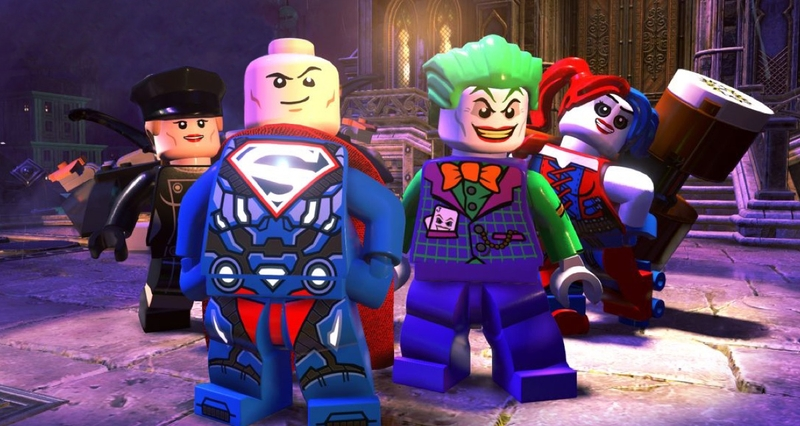 Games and Apps   LEGO® DC   Official LEGO® Shop US