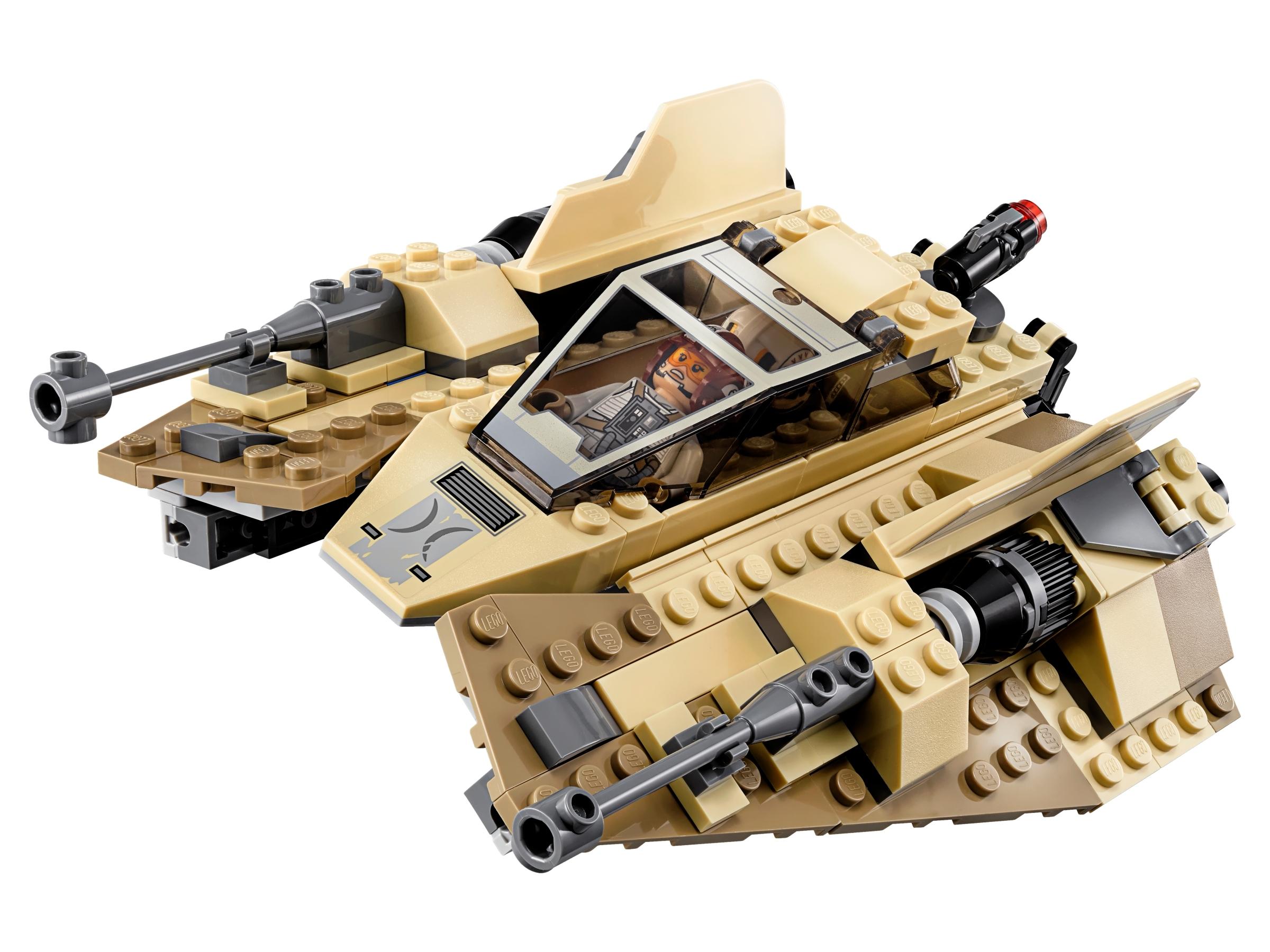 NEW LEGO  Sandspeeder Gunner FROM SET 75204 STAR WARS OTHER sw0881