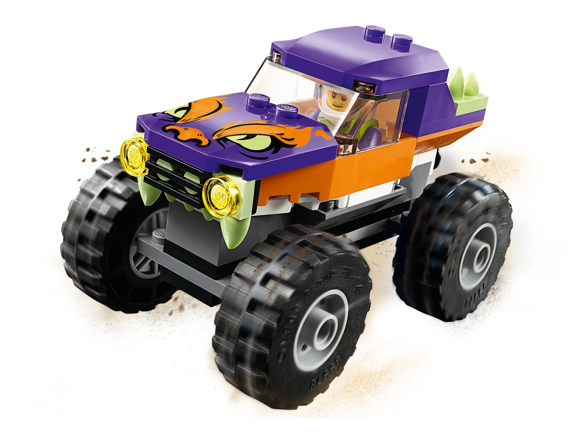 Monster Truck 60251 City Buy Online At The Official Lego Shop Us