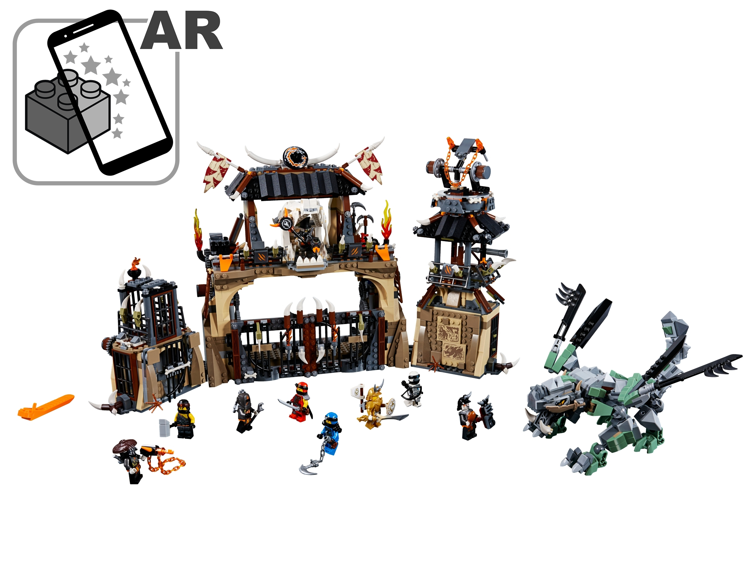 Dragon Pit 70655 Ninjago Buy Online At The Official Lego Shop Us Uploaded · published february 18, 2019 · updated october 13, 2020. dragon pit