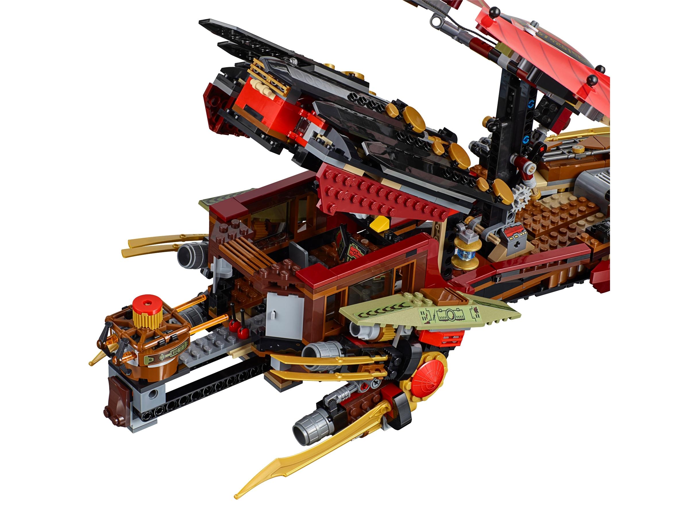 Lego Ninjago Figur Soul Archer 70738