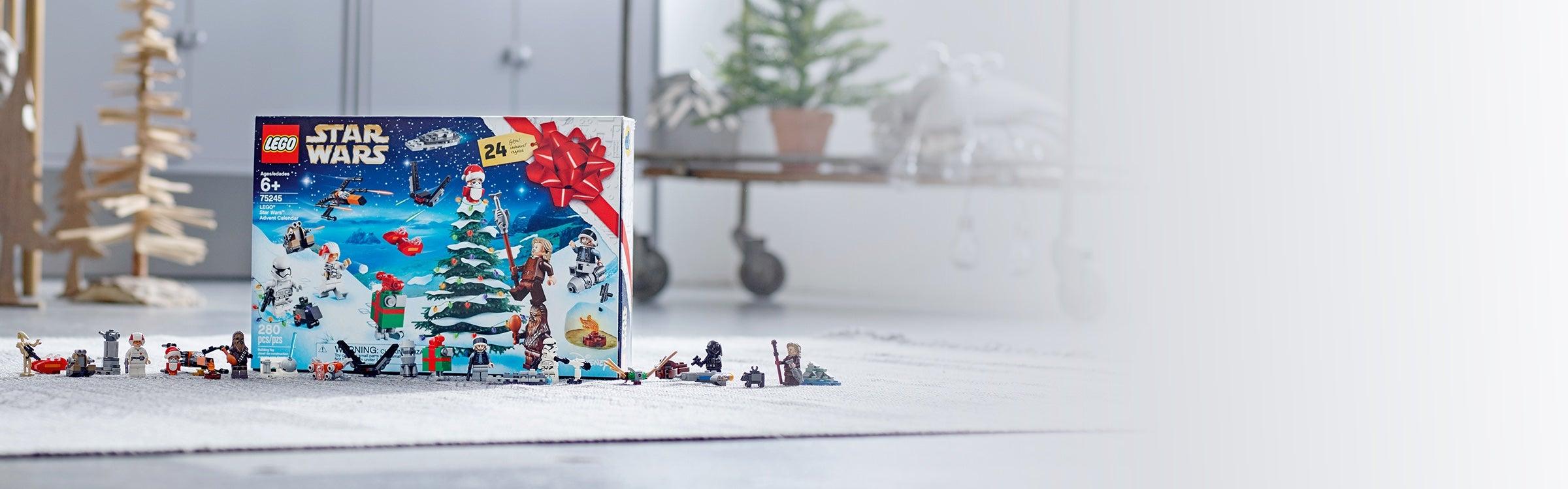 LEGO Star Wars Advent Calendar 75245 Disney 280 piece set Christmas
