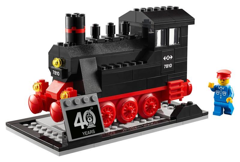 LEGO® Trains 40th Anniversary Set