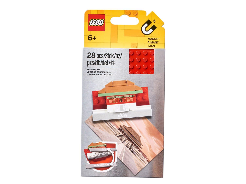 Forbidden City Magnet Build