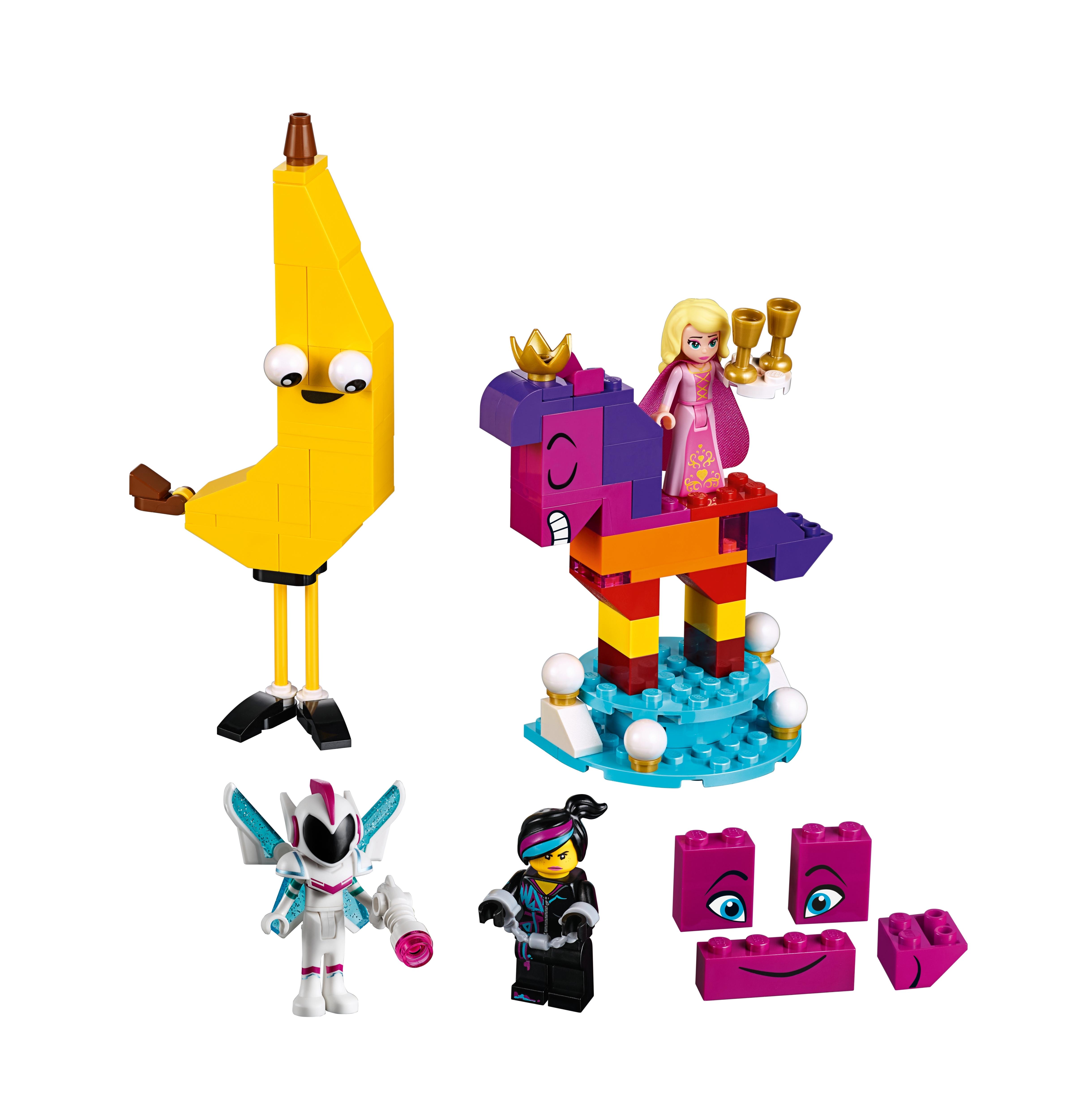 Lego The Lego Movie 2-70824 Figure-banarnar