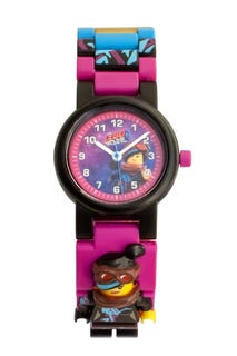 THE LEGO® MOVIE 2™ Wyldstyle Minifigure Link Watch
