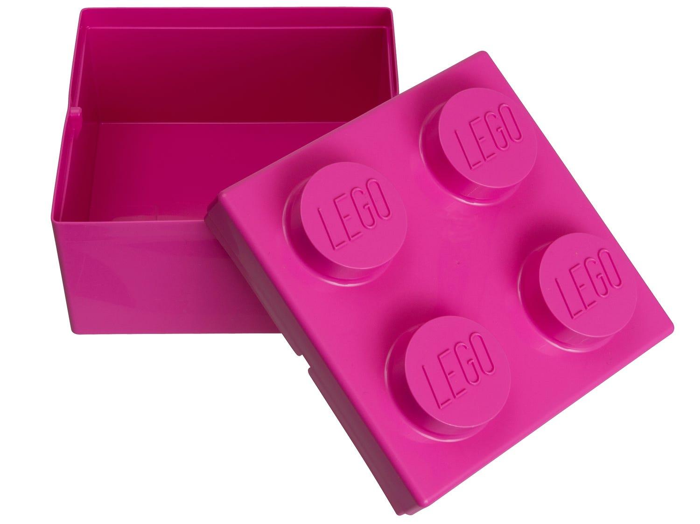 2x2 LEGO Box Pink
