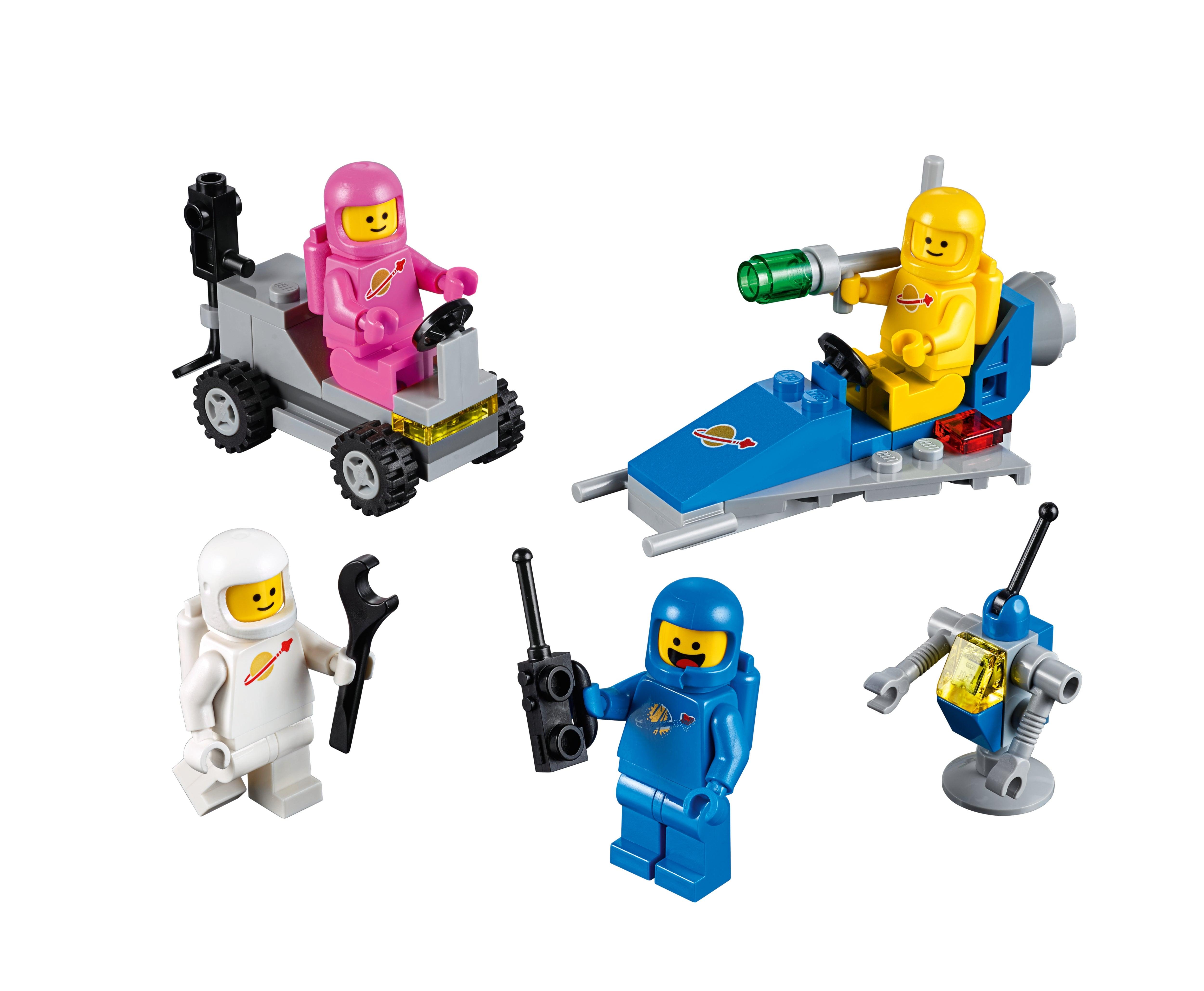 NEW LEGO EOL THE LEGO MOVIE 2 Bennys Weltraum Team 70841