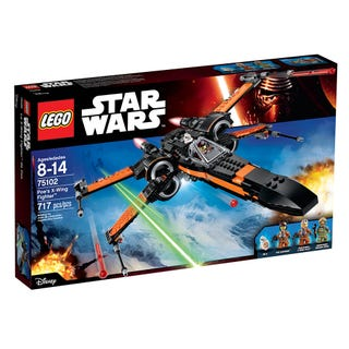 Poe's X-Wing Fighter™