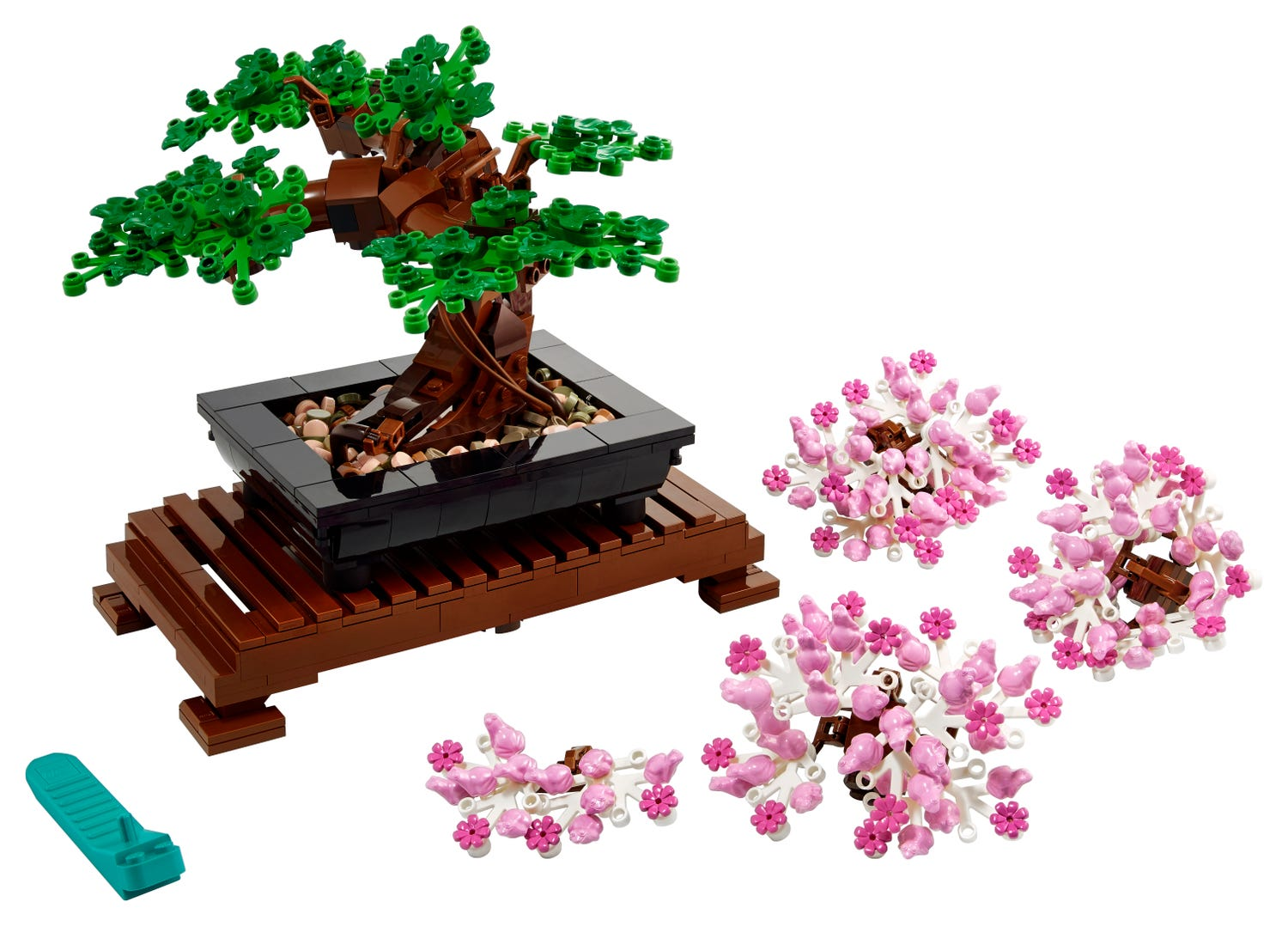 Bonsai Tree 10281 Creator Expert Buy Online At The Official Lego Shop Gb