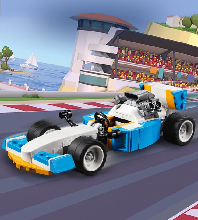 Toy Cars Categories Official Lego Shop Sg