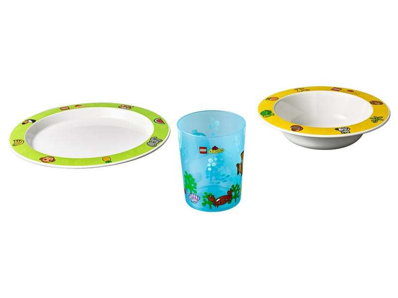 LEGO DUPLO Tableware