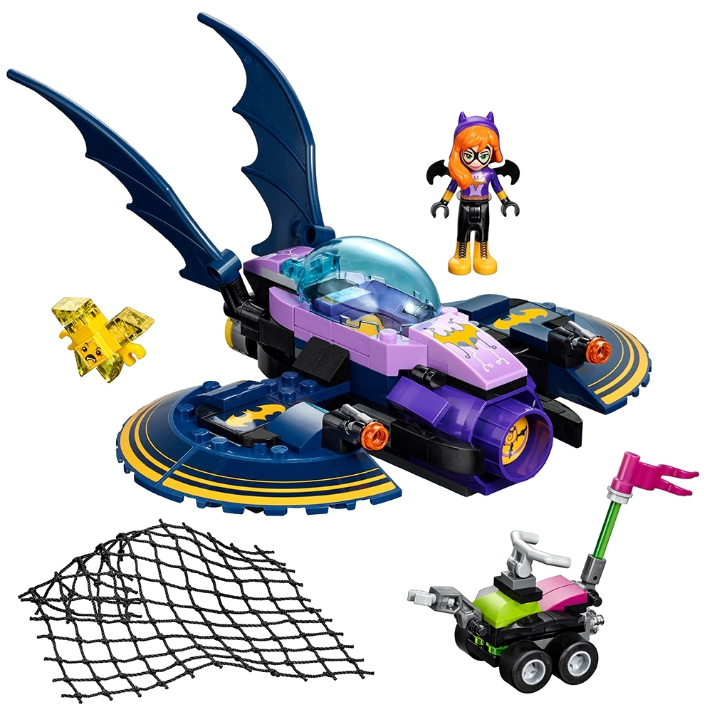 LEGO DC Super Hero Girls Batgirl Minifigure only  from set 41230
