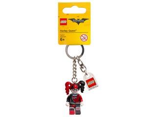 THE LEGO® BATMAN MOVIE Harley Quinn™ Keyring