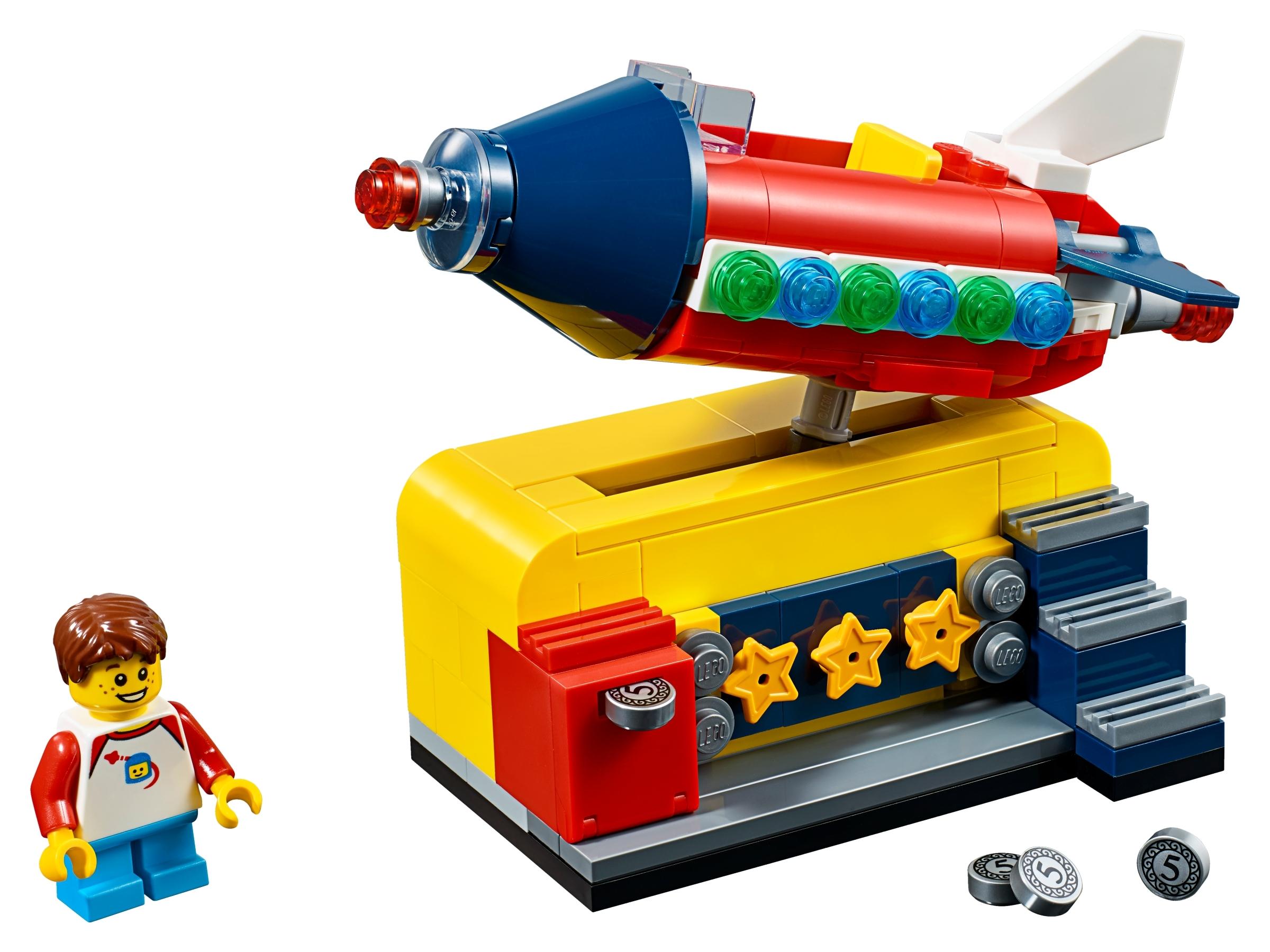 LEGO 40335 Lego Ideas Space Rocket Ride Exclusive Set BRAND NEW